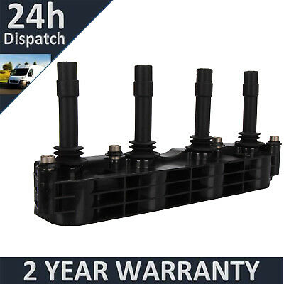 Ignition Coil Pack For Opel Vauxhall Corsa C Astra G Combo C Zafira A B Vectra B