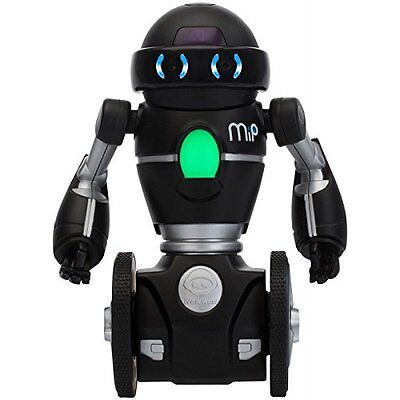FULL SIZE WowWee MiP the Toy Robot - Black or White NEW Gesturesense