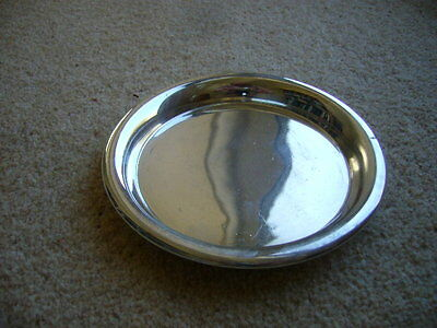 Small Antique Silver Plated Christofle Tray