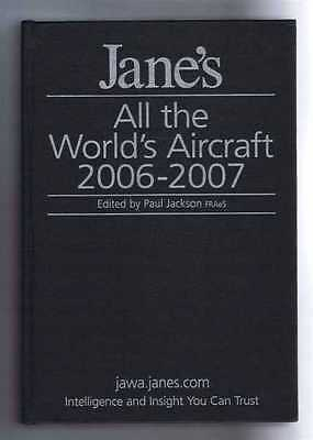 Aviation: Jane's All the World's Aircraft 2006-2007; ninety-seventh year