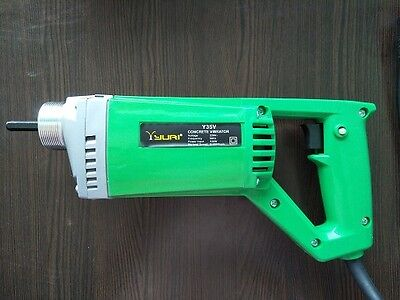 Yuri 850W Concrete Vibrator Y35V Pipe Length 1.5m Vibrator Head 35 mm