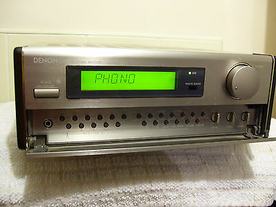 Denon - UDRA-70. Stereo Receiver / Amplifier. Great for turntable. German made.
