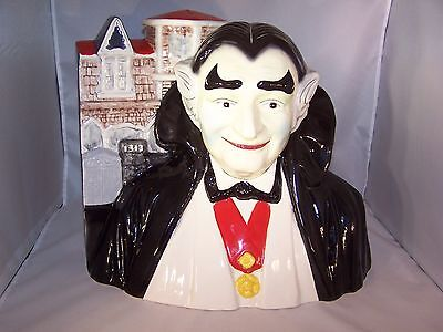 "RARE Grandpa Munster Cookie Jar! by ""Star."" Numbered. PERFECT! The Munsters."