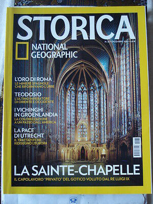 Storica National Geographic 82 Dicembre 2015
