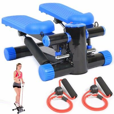 Aerobic Mini Stepper Leg Toner Toning Workout Low Impact Fitness Gym Machine