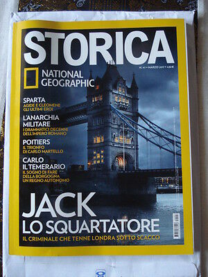 Storica National Geographic 97 Marzo 2017