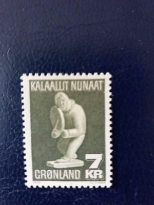 timbres groenland