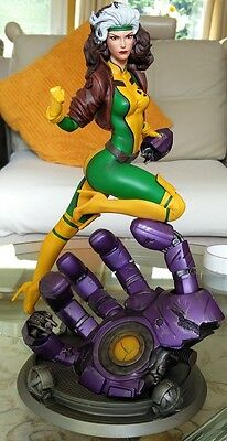 X-MEN Rogue, Fine Art Statue, 1/6 Scale, Kotobukiya, Danger Room,Jim Lee, Marvel