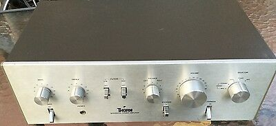 Vintage Thorn Stereo Amplifier # 4044 - Classic Styling Works Fine!