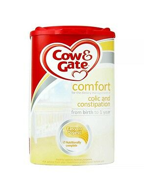 Cow And Gate Comfort Milk Powder For Colic from birth to 1 year