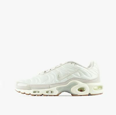 sale retailer 9196a b38d7 Nike Air Max Plus Premium Quilted TN Tuned Women s Low Top Shoes Trainers