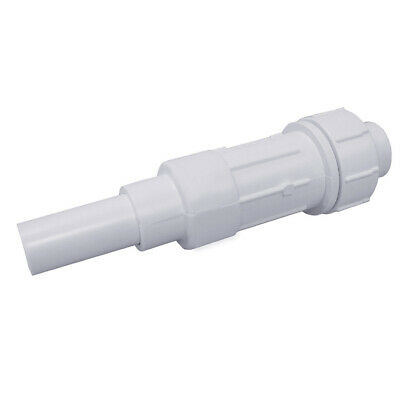 "2"" IPS PVC Expansion Coupling, 10-1/2"" Body Length,PartNo E09200 JonesStephens"