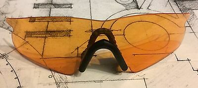 Authentic Oakley M-Frame Hybrid S Persimmon Replacement Lens