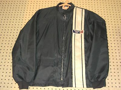 Vintage Hercules Tires Advertising Service Station Jacket Lg Car Fathers Day