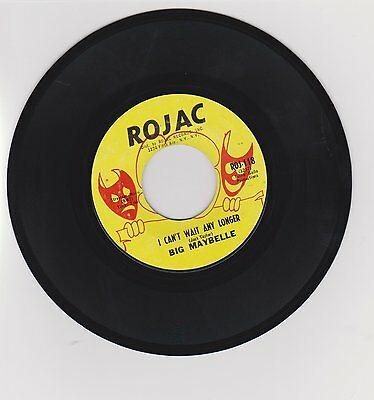 Big Maybelle - I Can't Wait Any Longer / Quittin Time