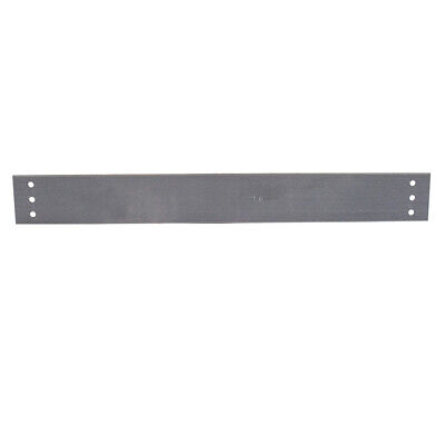 "Pack 50, 1-1/2"" x 6"" Galvanized Steel F.H.A. Strap with 3 Holes Vertically Align"