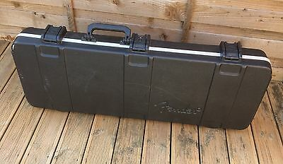 Used Fender SKB Deluxe Hardcase For Electric Guitar - Telecaster / Stratocaster