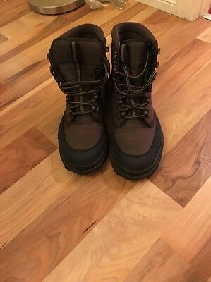 Vision Keeper Wading Boots Rubber Sole