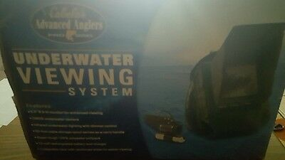 Cabela's Advanced Anglers Underwater  Viewing System