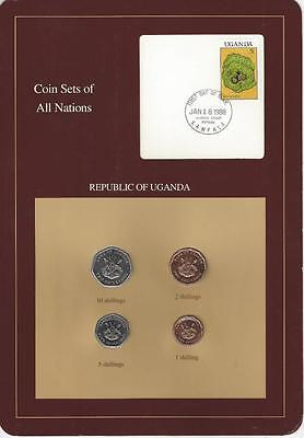Coin Sets of All Nations - Uganda