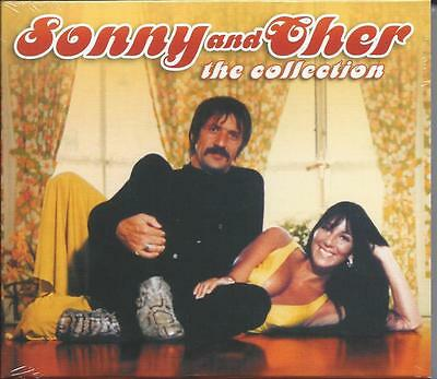 Sonny & Cher - The Collection [Best Of / Greatest Hits] (2CD 2012) NEW/SEALED