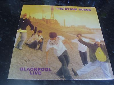 "The Stone Roses Blackpool Live,vinyl 12"" LP 1989,NEAR MINT"