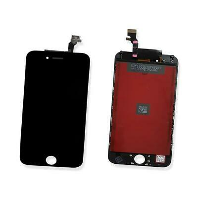 Display Lcd Vetro Touch Screen Assemblato Per Apple Iphone 6 Nero A1586