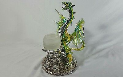 The Dragon Fire Tim and Greg Hindebrandt Candle Burner Awesome!