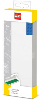 """New""PENCIL BOX LEGO W/BUILDABLE BRICKS WHITE(EACH)-Free Shipping"