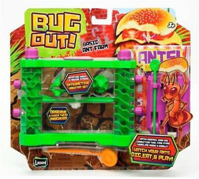 """New""TOY LANARD BUG OUT ANT FARM(EACH)-Free Shipping"