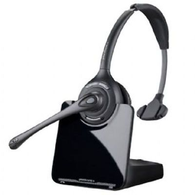 """New""Plantronics CS510 DECT Headset Monaural Wireless CS500T-Free Shipping"