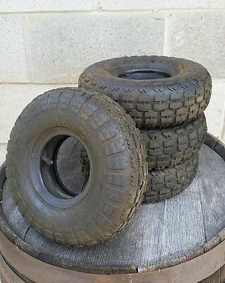 4in tires and tubes, Cart, Pressure Washer, Dirt Mini Buggy, Quad, Scooter, ATV