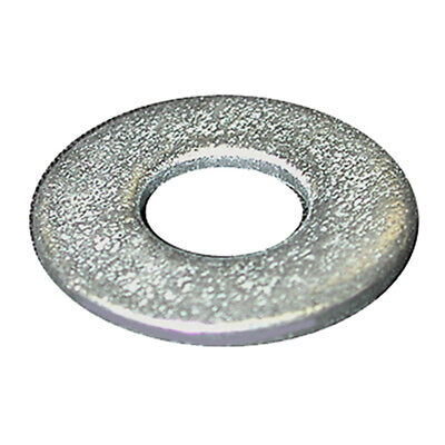 "Pack 100, 1/2"" (2"" OD) Zinc Plated Fender Washer,PartNo F33097 JonesStephens"