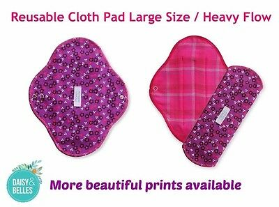 Reusable Menstrual Pad Heavy Flow Large Cloth Pad