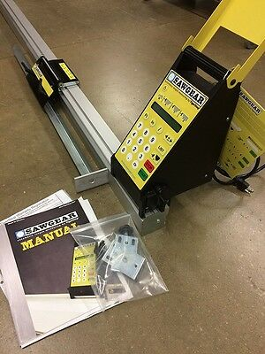 SawGear 8ft Automatic Length Measuring System (10ft overall)