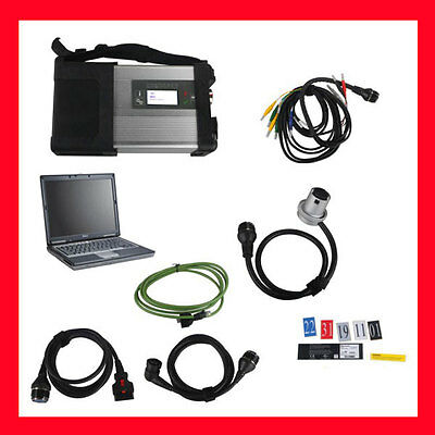 MB Star SD Connect C5 +xentry XDOS 07/2017 + Dell 630 Mercedes Benz Star