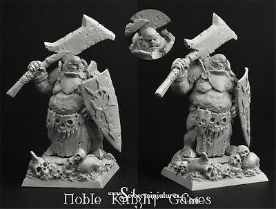 Scibor Monstrous Miniatures Fantasy Mini 28mm Rotten Lord #2 Pack MINT
