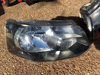 VW Transporter T5.1 Headlights