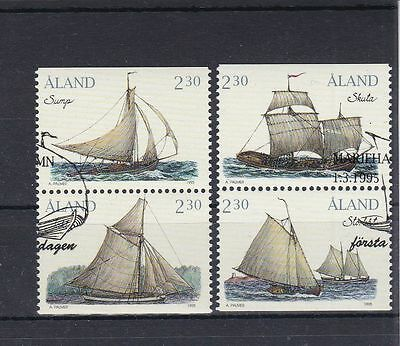 T21232 Aland 95-98 gest/used Schiffe ships