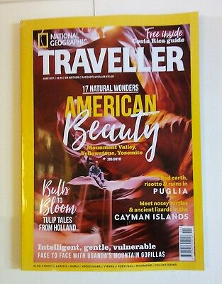National Geographic TRAVELLER magazine, June 2017.