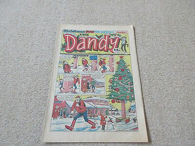 THE DANDY COMIC -No 2249- Dec 29th 1984-Good condition/ like beano