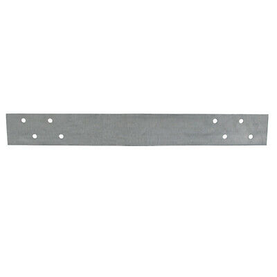 "Pack 50, 1-1/2"" x 18"" Galvanized Steel Standard F.H.A. Strap with 4 Offset Holes"