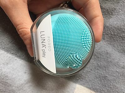 Foreo Luna Play Mint Blue New Facial Cleanser