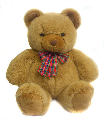 Large Plush Brown Teddy Bear Soft Toy 23""