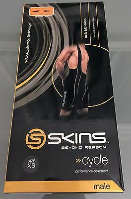 Skins cycle compression bibs