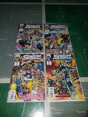 Marvel Shadow Riders 1 2 3 4 Complete