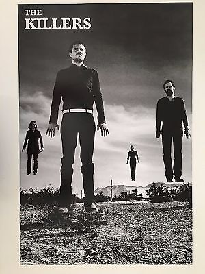 The  Killers,music Band, Authentic,licensed 2006 Poster