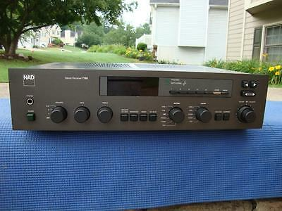 Beautiful NAD 7150 Am/ Fm Stereo Receiver -  Serviced!!!