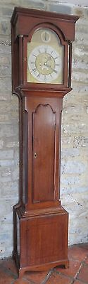 Very Fine Antique London Longcase Clock. Dead-Beat. Maintaining Power. CC Master