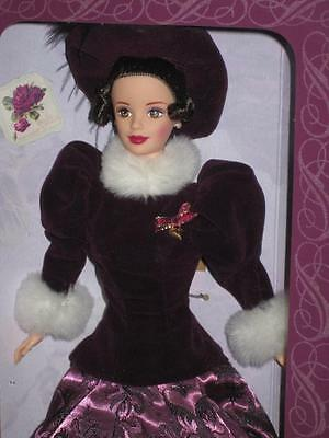 1997 Hallmark Holiday Traditions Barbie Doll  Special Edition #17094  NRFB